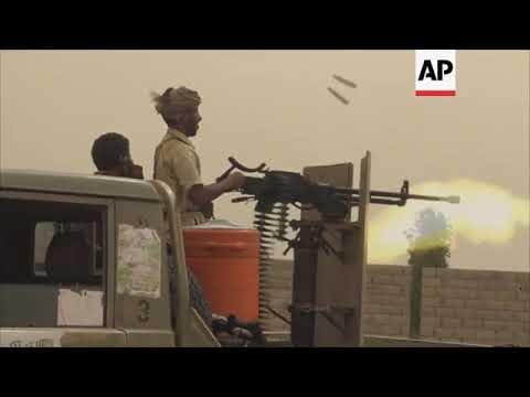 Fierce fighting in the Yemen port city of Hodeidah