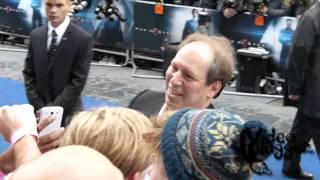 Composer Hans Zimmer at the European Premiere of Man of Steel