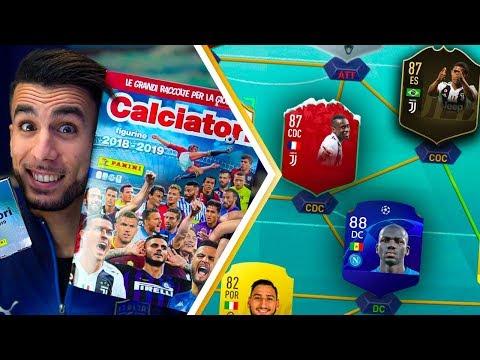 😍 KALIDOU KOULIBALY! #CHESHOW! | APERTURA BUSTINE CALCIATORI PANINI 2018 2019 su FIFA 19 EP.6