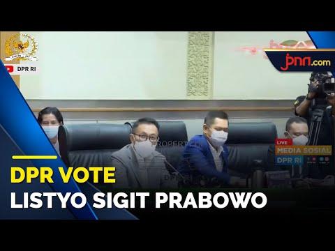 Tok Tok Tok... DPR Setujui Calon Kapolri Pilihan Jokowi