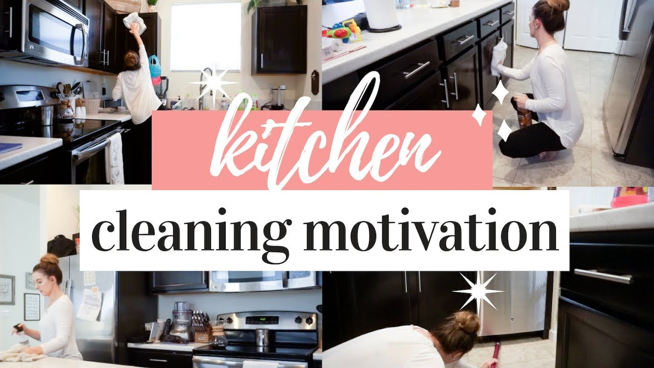 Extreme Cleaning Motivation Kitchen Clean With Me 2019 Kitchen Cleaning Motivation