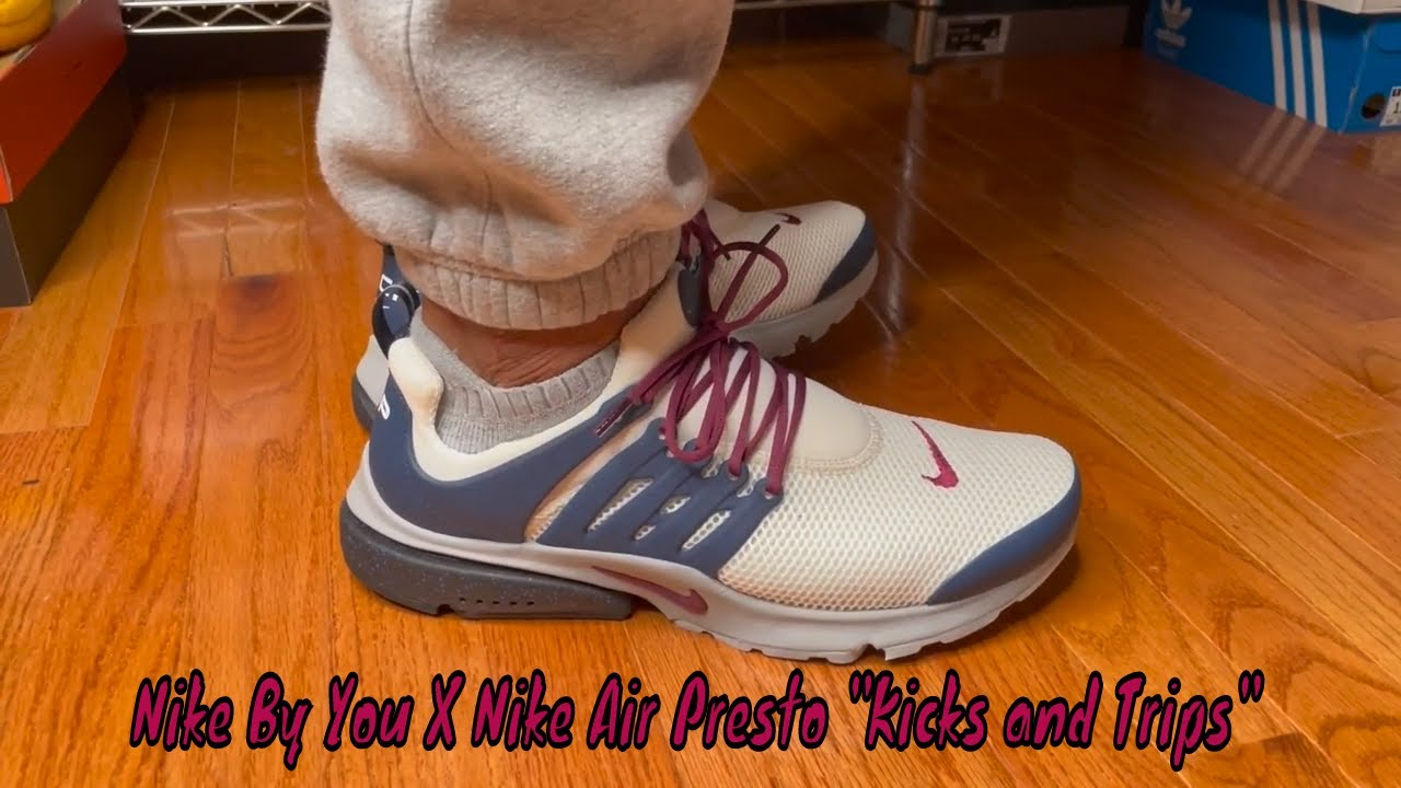 Nike Air Presto X Nike By You Full review and unboxing