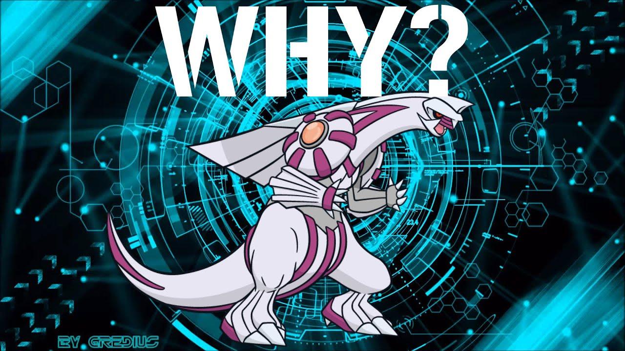 Why Mega Evolve? #82 Primal Palkia - YouTube