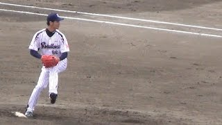 2015年6月27日(土) 東京ヤクルトスワローズ vs 読売ジャイアンツ @静...