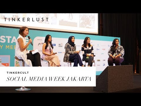 SMW Jakarta | Social Media Week Jakarta 2017 | Tinkerlust Event