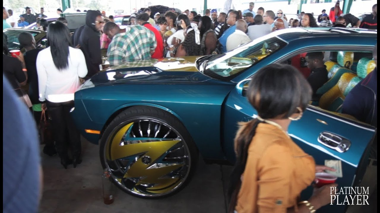 DODGE CHALLENGER on 32 INCH RIMS- CENTRAL FLORIDA SERIES ...