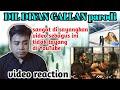 DIL DIYAN GALLAN song    parodi Indonesia    video reaction