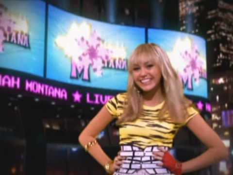 Hannah Montana  New Theme Song HQ