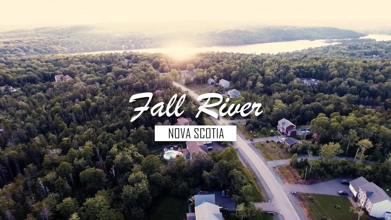 Fall River, NS - Phantom 8 - YouTube