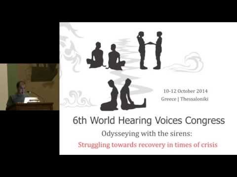 Marcello Macario: The Development of The Italian Hearing Voices Network