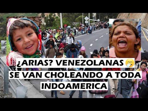 OLA DE VENEZOLANOS DE PERU HACIA MEXICO EEUU - BIDEN APRUEBA TPS ESTATUTO DE PROTECCION TEMPORAL