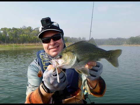 PTP Fishing - My First Look At North Pine Dam