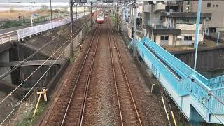 【りょうもう】東武200系 特急 りょうもう & 10000系@堀切〜鐘ケ淵