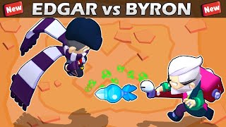 🆕EDGAR vs BYRON🆕1vs1🆕27 Test