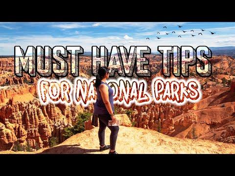 3 Must Have Tips For National Parks   Travel Tips Tuesdays   Visit National Parks