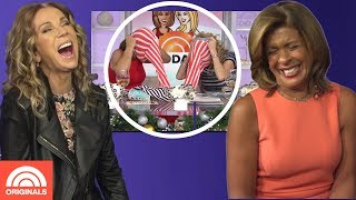 Kathie Lee Gifford & Hoda Kotb React to Their Wildest On-Air Moments