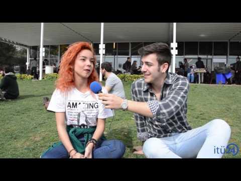 İTÜ24 Kampüs Röportajları: İTÜ'de neyi değiştirmek isterdin?