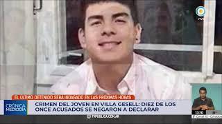 Diez rugbiers se negaron a declarar por el crimen de Fernando Báez