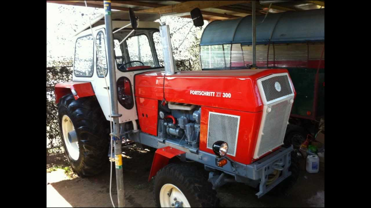 fortschritt zt 300 zt 300 traktor schlepper restauriert. Black Bedroom Furniture Sets. Home Design Ideas