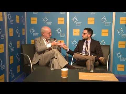 Pedro Nunes, Head of EUREKA, @ the European Sting pavilion, live from EBS 2014