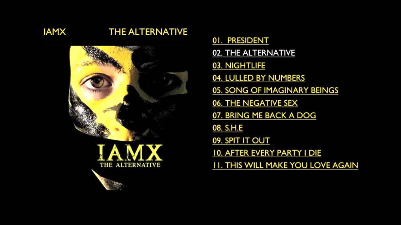 Iamx the alternative