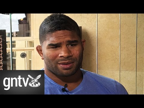 Alistair Overeem on meeting Stipe Miocic for the belt