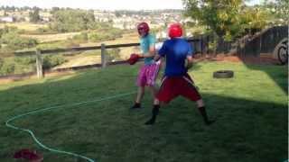 Jesse vs Erik Round 1 Thumbnail