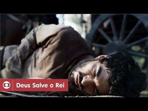 Deus Salve O Rei: capítulo 100 da novela, sexta, 4 de maio, na Globo