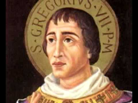 Pope St. Gregory VII - YouTube
