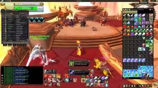 Open 18 emissary chest WOW LEGION