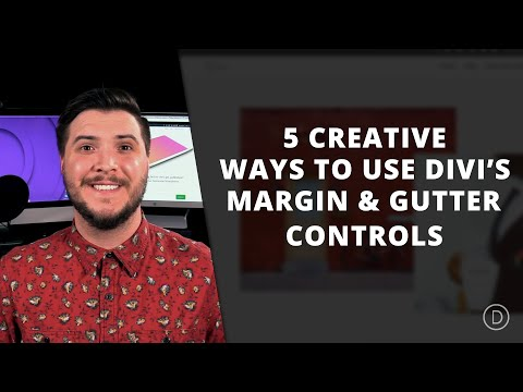 5 Creative Ways to Use Divi's Margin & Gutter Controls