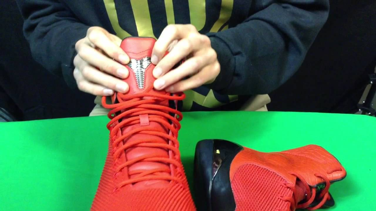 cc01bffc0d4c Challenge Red Kobe 9 KRM EXT QS Shoe Review + On-Foot Look - YouTube