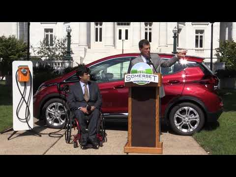 Freeholders Introduce Electric Vehicle Initiative