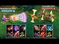 MISS FORTUNE vs DRAVEN FULL BUILD FIGHTS & Best Moments!