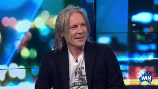 Iron Maiden - Bruce Dickinson on The Project, Australia 19-10-2018