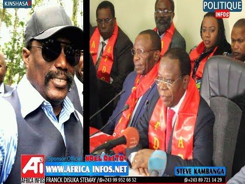 URGENT: ENFIN BAHATI LUKWEBO AZO TRADUIRE KABILA NA JUSTICE, MAKAMBU EKOMI MOBULU.
