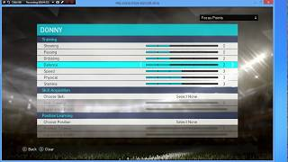 PES 2018 BAL Training Points Edit (Cheat Engine)