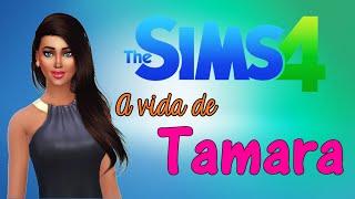 GAME PLAY THE SIMS 4 -Episódio 1 :Conhecendo Tamara