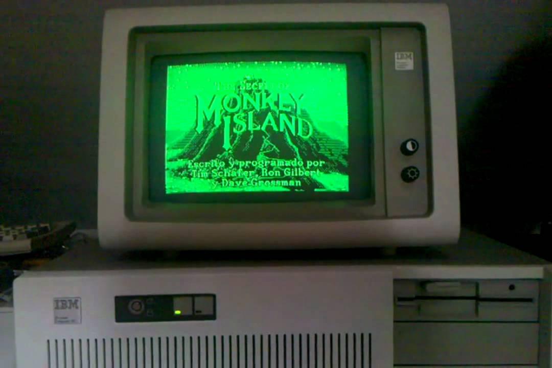 Monkey Island  Pc Free