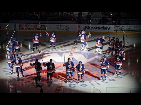Islanders Final Season at the Coliseum