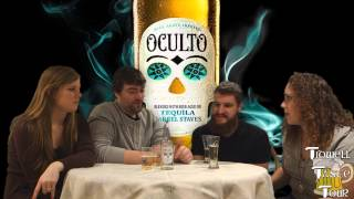 Oculto Beer Review (Tequila Flavored / Blue Agave Infused)