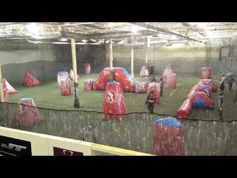 3-Man Winter Classic Paintball Tournament - Finals