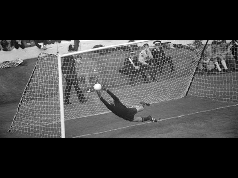 Lev Yashin ( The Black Spider ) Greatest Of all time
