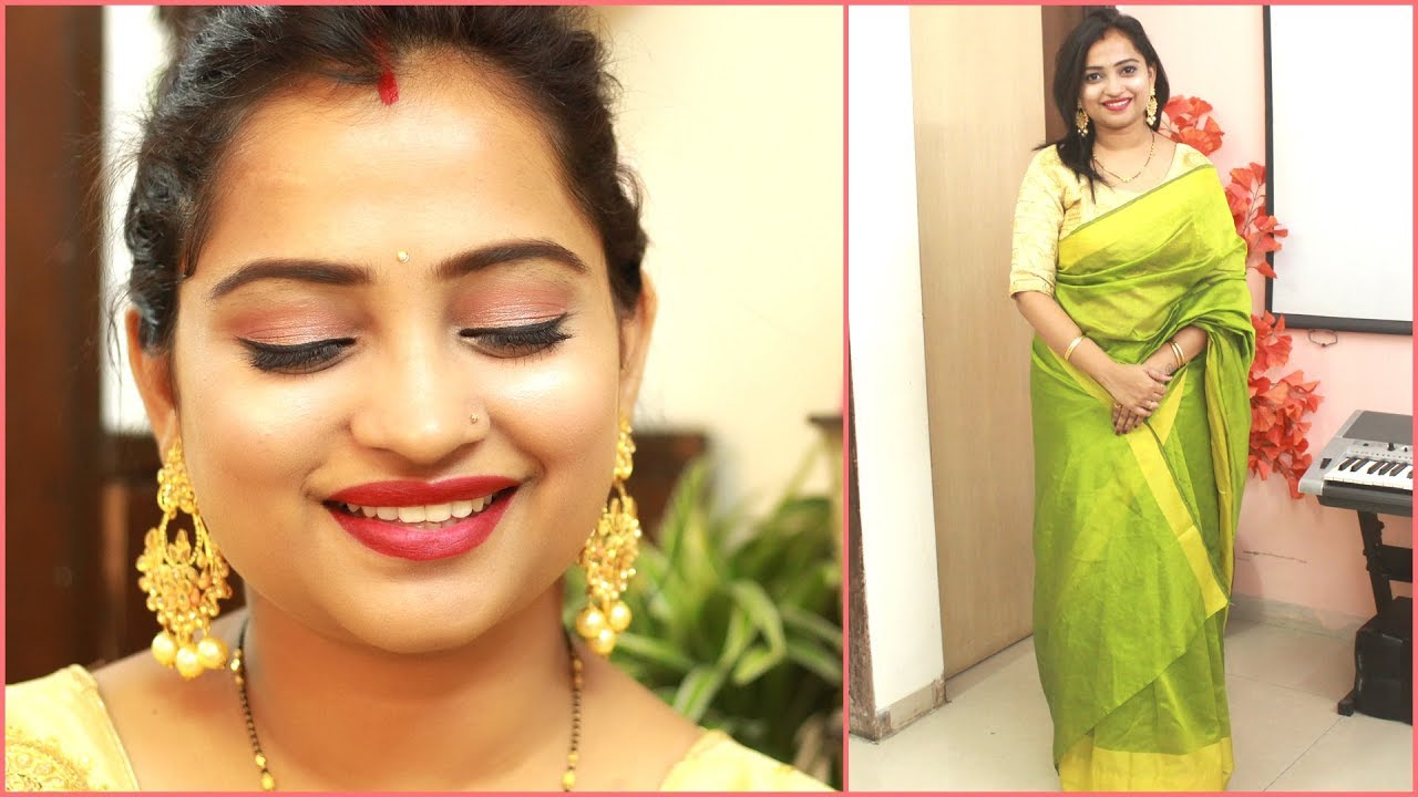 Makeup Tutorial For Marriage Anniversary Talkative Happy 11