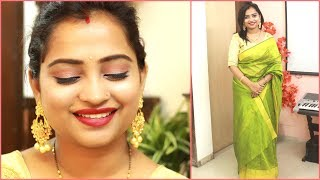 Makeup Tutorial for Marriage Anniversary | Talkative | Happy 11 Years | Indian Mom On Duty