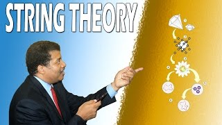 Neil deGrasse Tyson on String Theory