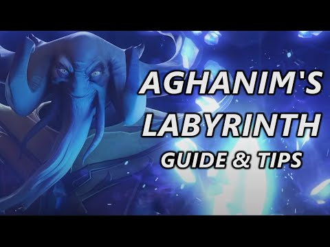 How to Beat Aghanims Labyrinth Guide and Tips