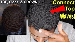 How To Get 360 Waves To Connect on the Top and Sides!