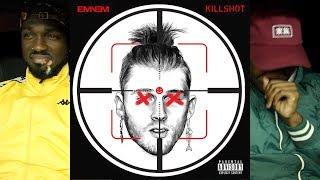 Eminem - KILLSHOT FIRST REACTION/REVIEW