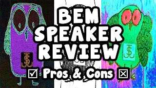 BEM Wireless Speaker Review Bluetooth & Portable Hosted by J$J Birds #33